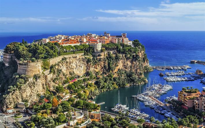 Descargar Fondos De Pantalla Saint Tropez 4k El Verano El