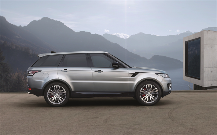 Range Rover Best Luxury Cars: Download Wallpapers Land Rover, Range Rover Sport, 2018
