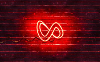 DJ Snake red logo, 4k, superstars, french DJs, red brickwall, DJ Snake logo, William Sami Etienne Grigahcine, music stars, DJ Snake neon logo, DJ Snake