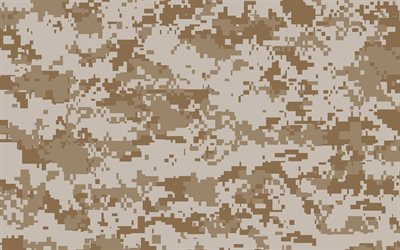 4k, brown camouflage, pixel camouflage, desert camouflage, multi-scale camouflage, military camouflage, brown camouflage background, camouflage pattern, camouflage backgrounds, pixel camouflage patterns, camouflage textures