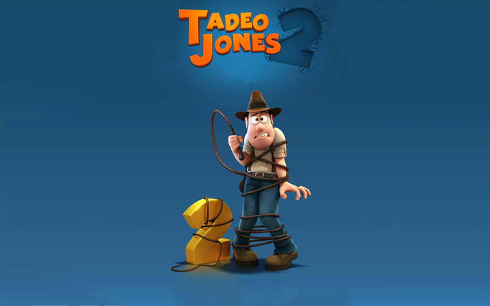 Download Wallpapers Tadeo Jones 2 El Secreto Del Rey Midas