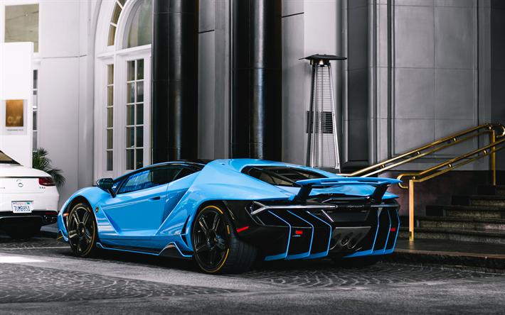 Descargar Fondos De Pantalla Lamborghini Centenario, 4k