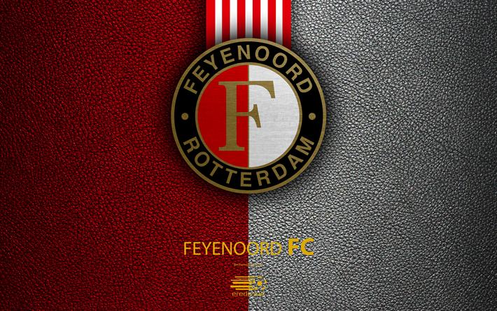 Download wallpapers Feyenoord FC, 4K, Dutch football club ...