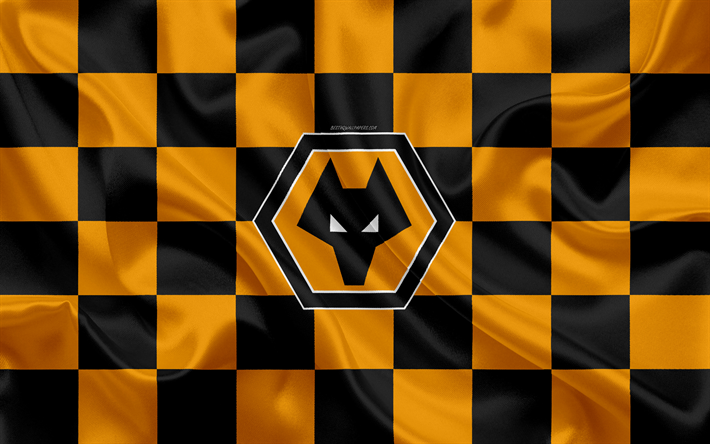 Download Wallpapers Wolverhampton Wanderers FC, Wolves FC