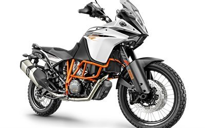 KTM 1090 Adventure R, 2017, sport bike, new motorcycle, new KTM