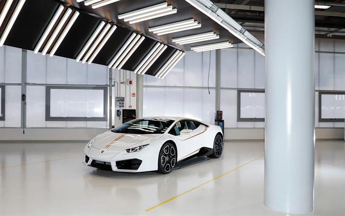 T l charger fonds d 39 cran 4k lamborghini huracan rwd ad for Hangar pour voiture