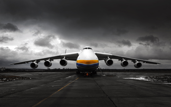Descargar fondos de pantalla antonov aeropuerto 4k an for Fondos de pantalla de aviones