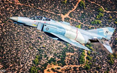 McDonnell Douglas F-4 Phantom II, fighter-bomber, Hellenic Air Force, greek army, McDonnell Douglas