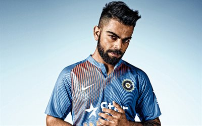 Virat Kohli, Indian cricketer, portrait, photoshoot, cricket