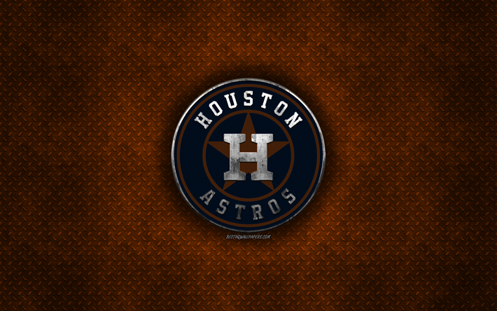 Download Wallpapers Houston Astros American Baseball Club