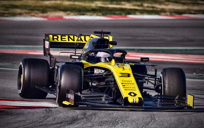 Descargar Fondos De Pantalla Daniel Ricciardo Renault Rs19