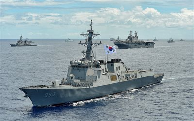 ROKS Seoae Ryu Seong-ryong, DDG-993, Republic of Korean Navy, Sejong the Great-class destroyer, South Korean destroyer