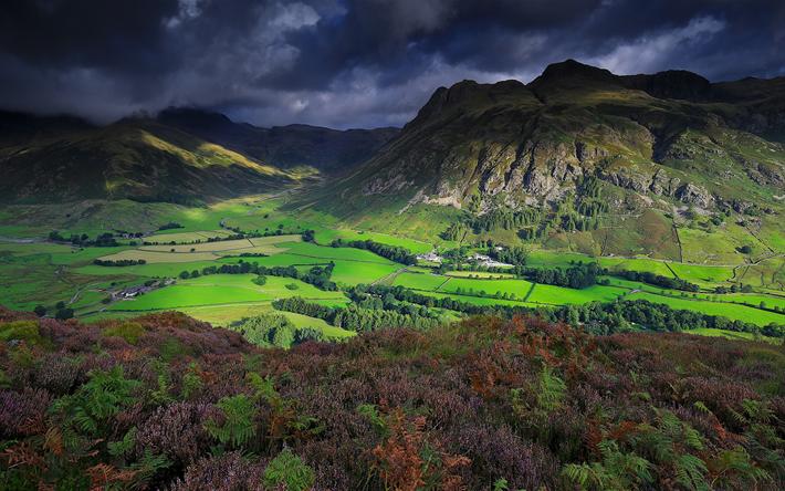 England Berge