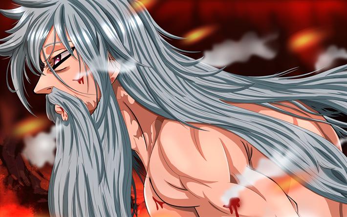 Download Wallpapers Ban 4k Manga The Seven Deadly Sins Nanatsu