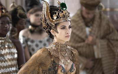 Gods of Egypt, Elodie Yung, American actress