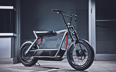 Harley-Davidson Electric Scooter, 2019 bikes, electric bikes, american motorcycles, Harley-Davidson