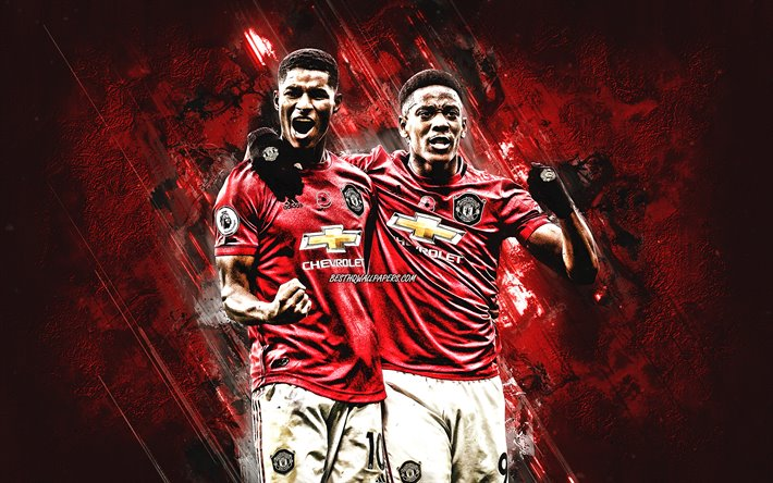 11+ Manchester United Players Wallpaper 2020/21