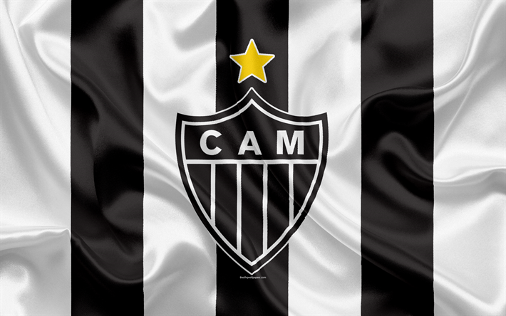 Download Wallpapers Atletico MG FC Brazilian Football