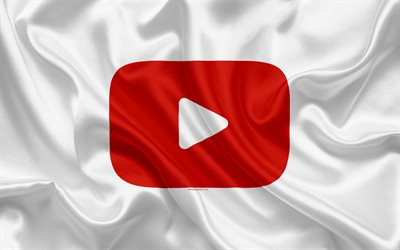 Youtube, emblem, video hosting, Youtubes logotyp, siden konsistens