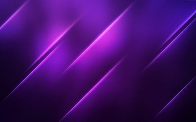 lines, stripes, neon lights, purple background
