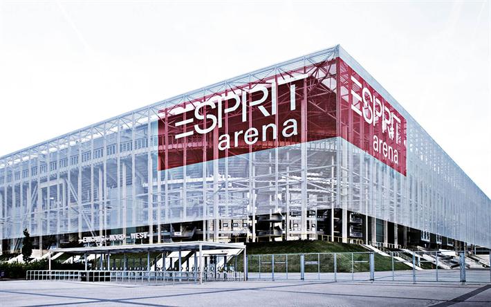 düsseldorf merkur arena