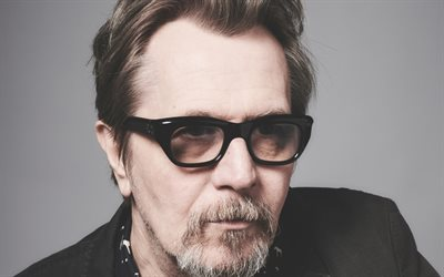 Gary Oldman, English Actor, Director, Portrait, Hollywood, USA