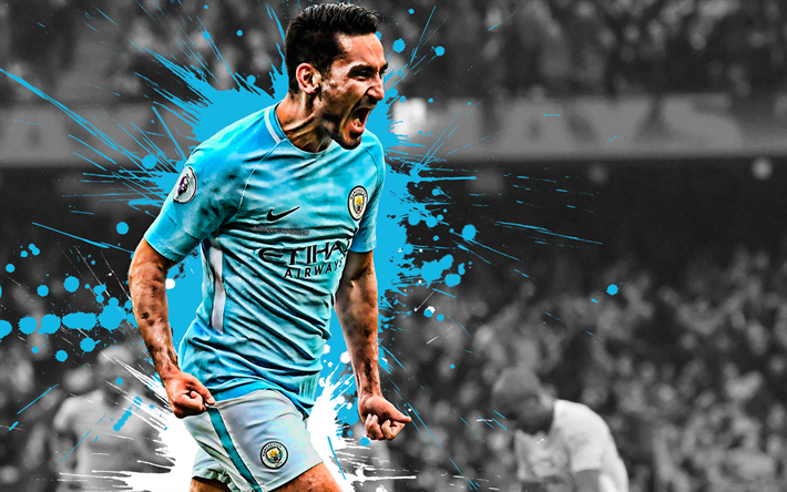 Ilkay Gundogan Wallpaper Télécharger ...