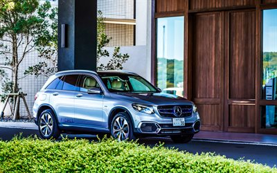 Mercedes-Benz GLC F-Cell, crossover, 2021 auto, X253, JP-spec, 2021 Mercedes-Benz GLC-class, auto tedesche, Mercedes
