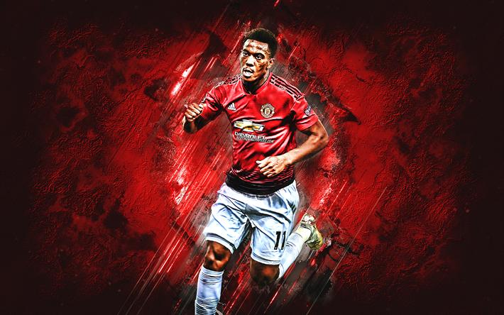 Scarica Sfondi Antonio Marziale, Il Manchester United FC