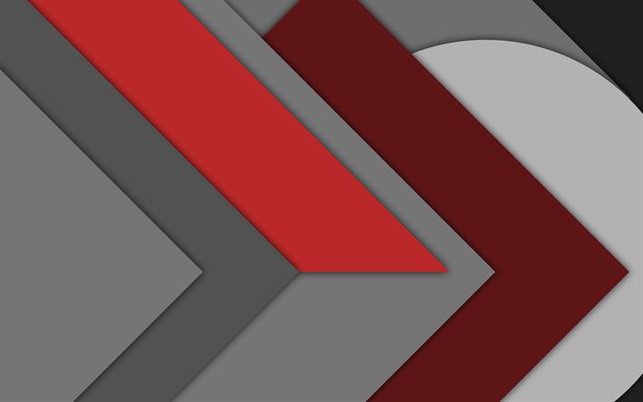 Descargar fondos de pantalla 4k flechas android gris - Fondos para android 4k ...