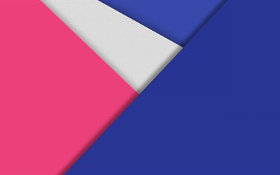 material design, blue and pink, geometric shapes, colorful backgrounds, geometric art, creative, background with lines