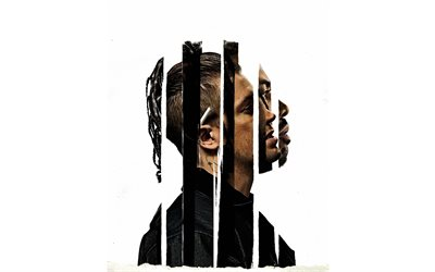 Blindspotting, 4k, poster, 2018 movie, Miles, Collin, Daveed Diggs, Rafael Casal