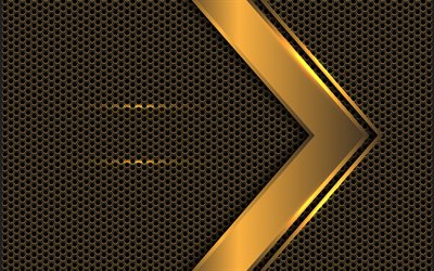 gold metal background, gold metal mesh, dark gold metal texture, metal mesh, creative metal backgrounds