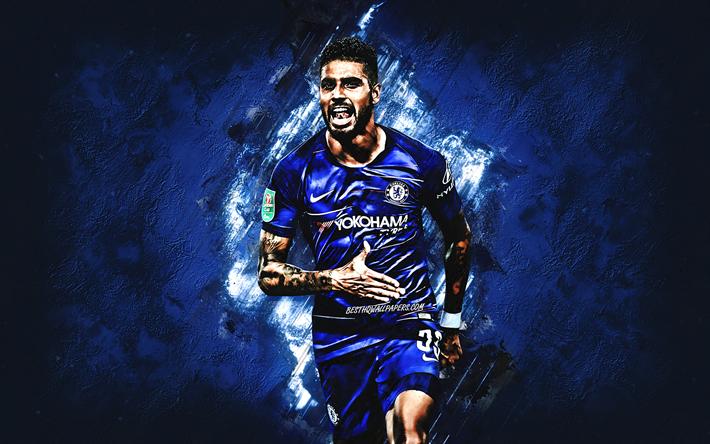 Download Wallpapers Emerson Palmieri, Chelsea FC, Italian
