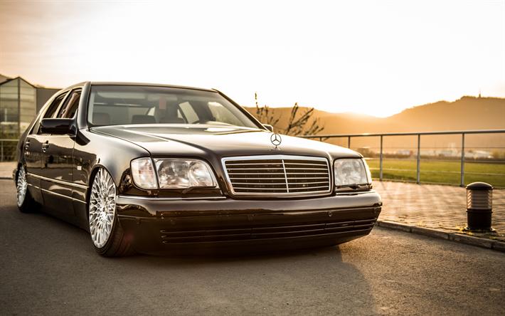 Mercedes Lowrider