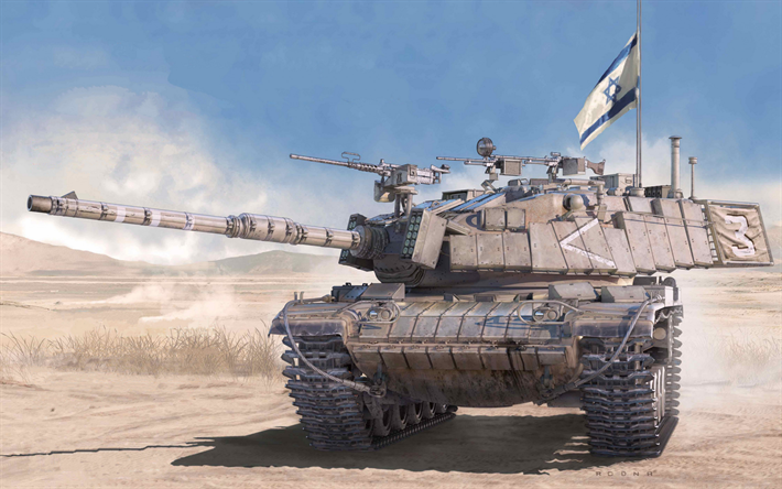 Magach 6B GAL, Магах, Magach, Israel Main Battle Tank, modern tanks, armored vehicles, Israel