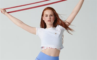 Madelaine Petsch, american actress, portrait, photoshoot, popular actresses