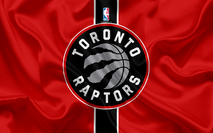 Toronto Raptors Basketball Club NBA Emblem Logo USA National