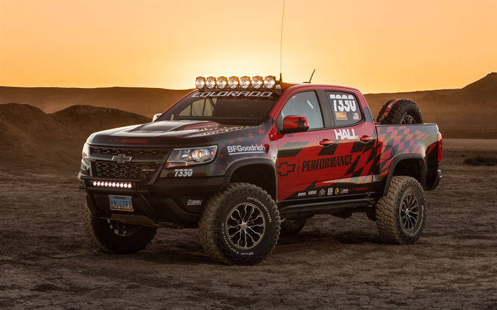 download wallpapers colorado zr2 2017 off road truck 4k desert suv rally chevrolet for. Black Bedroom Furniture Sets. Home Design Ideas