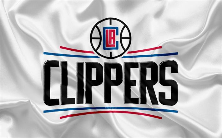 Los Angeles Clippers Basketball Club NBA Emblem Logo USA National