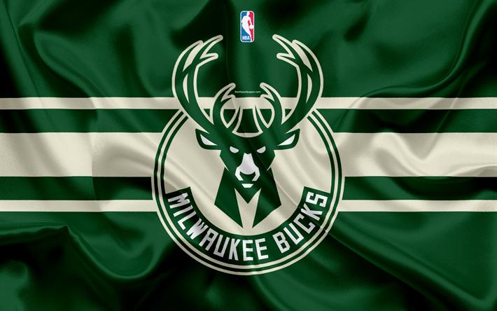Download Wallpapers Milwaukee Bucks Basketball Club Nba