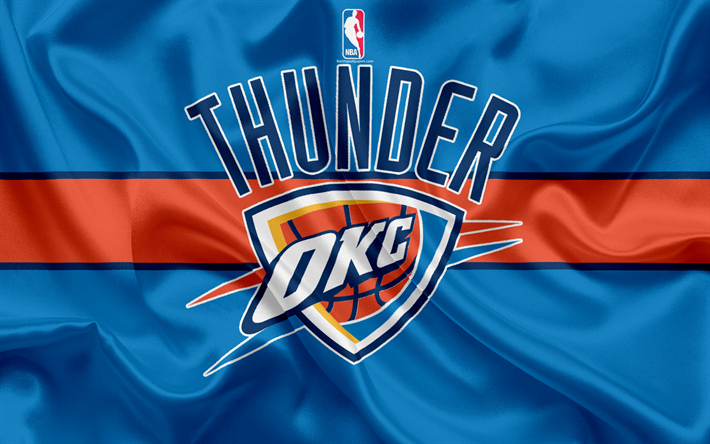 Image result for oklahoma city thunder logo wallpaper
