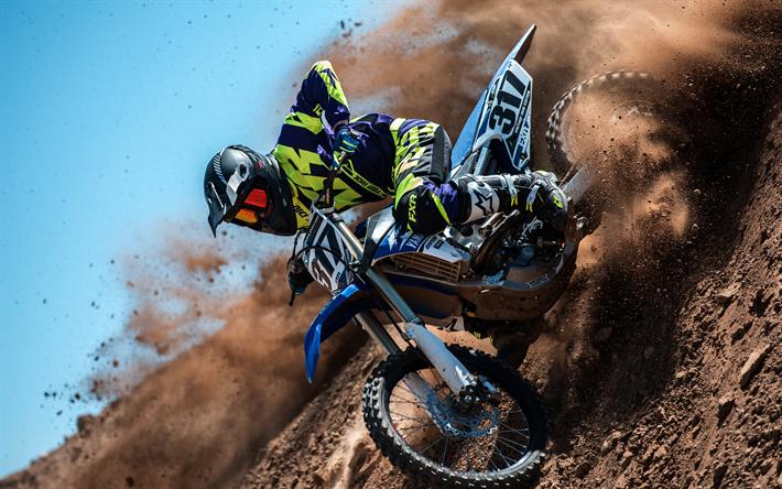 Yamaha motocross wallpapers