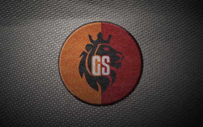 Descargar Fondos De Pantalla 4k El Galatasaray Fc Logotipo