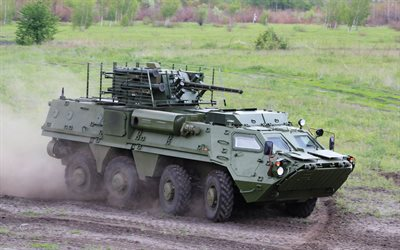 BTR-4, Bucephalus, literally Armoured Transporter, 8x8, armoured personnel carrier, Ukrainian armored vehicles, Ukrainian army, infantry, Ukraine