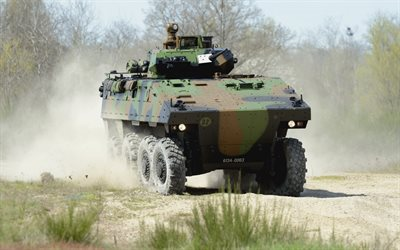 Infantry fighting vehicle, Renault VBCI, AACAV, Renault Nexter France Army