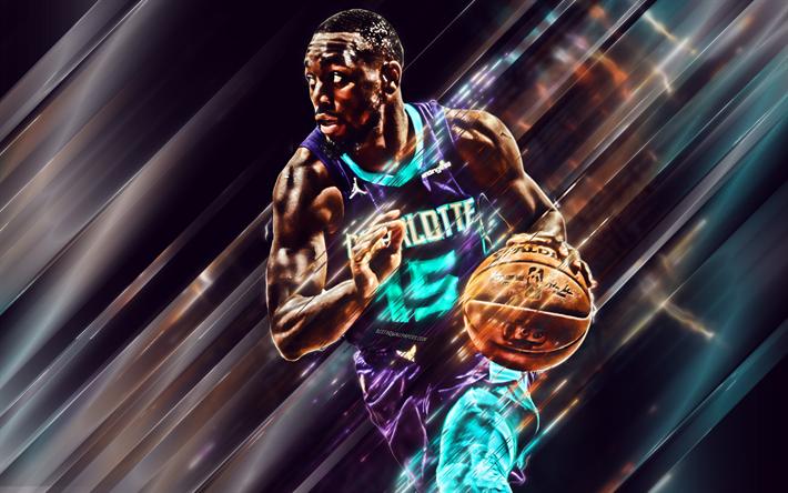 Télécharger Fonds D écran Kemba Walker Charlotte Hornets