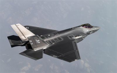 Lockheed Martin F-35 Lightning II F-35C, fighter bomber, stealth multirole fighters, Lockheed Martin, US Air Force, modern combat aircraft