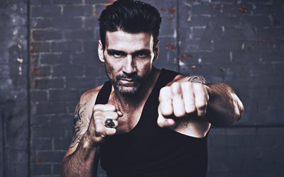 Frank Grillo, 2019, american actor, movie stars, Frank Anthony Grillo, american celebrity, Frank Grillo photoshoot