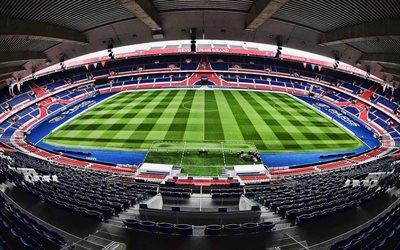 Télécharger fonds d'écran Parc des Princes, 4k, le Stade ...
